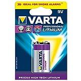 Varta Professional Lithium 9V Batterie