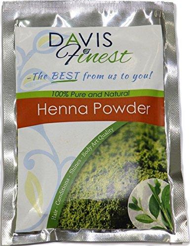 davis plus pur feuille poudre cheveux naturels couleur henn chimique sans ppd et l - Coloration Sans Ppd