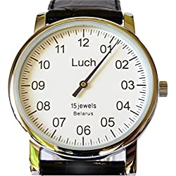 Luch Singled-handed Handwinding Watch - 77471760