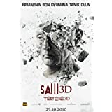 Saw 3D Poster (11 x 17 Inches - 28cm x 44cm) (2010) Turkish Style A