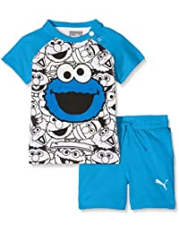 Puma Children's Sesame Street Baby Infant Set, Children's, Sesame Street Infant Set