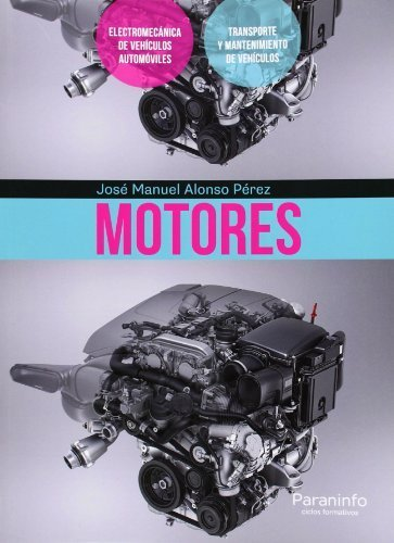Motores por J. M. Alonso Pérez