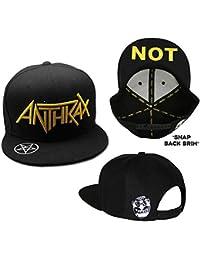 Anthrax Snapback Cap casquette