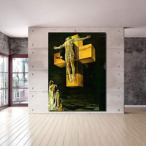 Geiqianjiumai Moderne rahmenlose Malerei der abstrakten Ölgemäldewohnzimmer-Segeltuchkünstlerausgangsdekoration