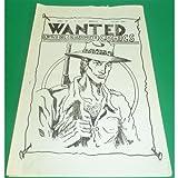 fanzine WANTED L'Amico Del Collezionista Comics n. 6 giugno 1984 - Sconosciuta - amazon.it