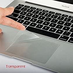 Give size made to order transparent laptop touchpad protector custom size clear trackpad decal suitable for all laptops Saco