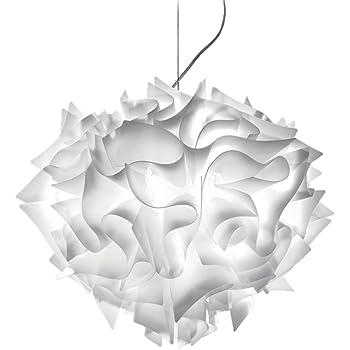 Slamp Lampada a Sospensione Veli opal 190 cm: Amazon.it: Illuminazione