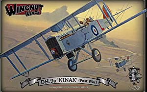 Wingnut Wingnut 32061 - Juego de Accesorios para modelar DH.9a