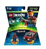 Figurine'Lego Dimensions' - L'Agence tous risque A-Team - Pack Héros