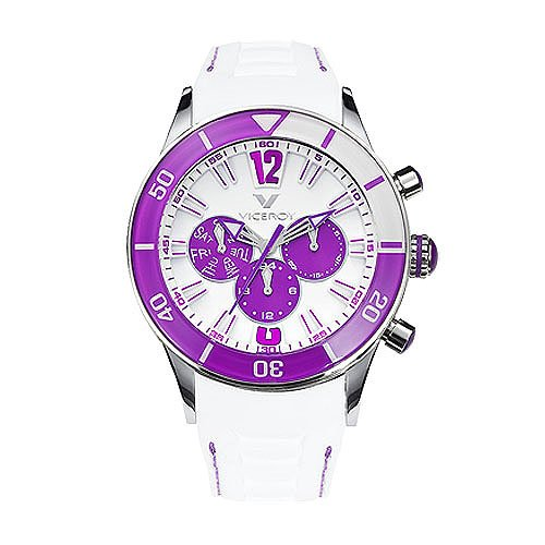 Reloj Viceroy Fun Colors 42110-95 Unisex Blanco