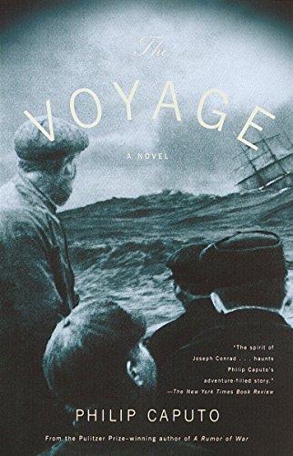 The Voyage: A Novel (Vintage Contemporaries) Ice Cream Contemporary Art