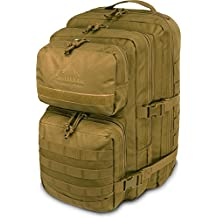 Kabinenrucksack geeignet als Handgepäck im Flugzeug, großer Reiserucksack mit 45 Litern Fassungsvermögen