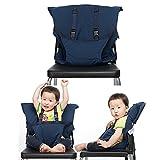RUZINIU Bébé Shopping Cart couvrir en imprimé Elégant et confortable Housse de coussin protection de l'enfance (Bleu)