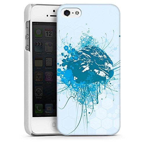 Apple iPhone 6 Housse Étui Silicone Coque Protection Aigle Aigle Griffon CasDur blanc