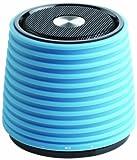Aiptek air2U E10 Bluetooth Lautsprecher für Smartphone/Tablet/Notebook (Bluetooth, USB) blau