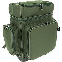 NGT–Unisex XPR mochila con varios compartimentos, verde, 45x 50x 27cm