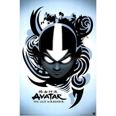 he Aang, Airbender) TV Poster Print ()