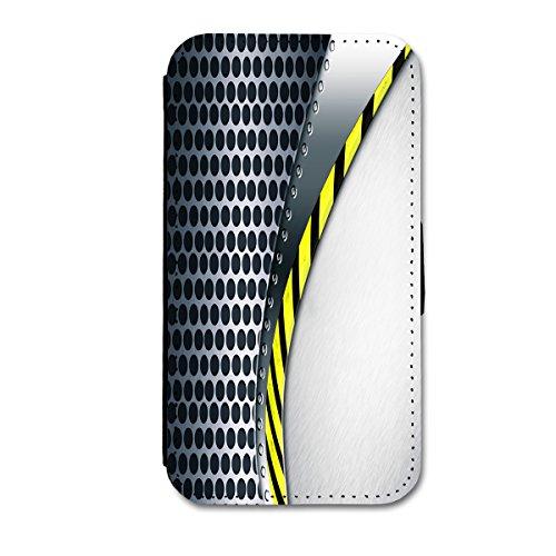 Book Style Flip Handy Tasche Case Schutz Hülle Schale Motiv Etui für Apple iPhone 5C - A46 Design8 Design 12