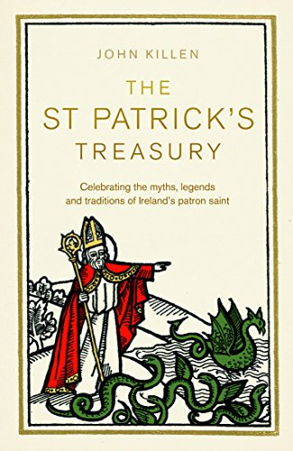 the history and legend of st patrick
