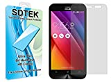 SDTEK Asus Zenfone 2 Laser ZE500KL Verre Trempé Protection écran Résistant aux éraflures Glass Screen Protector Vitre Tempered Protecteur