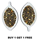 #7: The Indian Chai - Turmeric Ginger Herbal Tea 100 Gm|Buy 1 Get 1 Free|Green Tea|Limited Period Offer|
