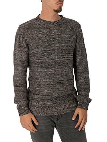 ANTONY MORATO - Herren roundhals pullover mmsw00615/ya10002 Grau