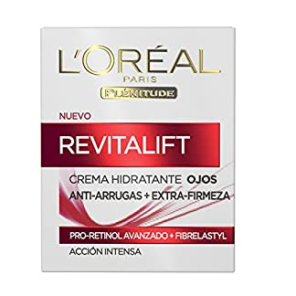 L'Oreal Paris Crema Contorno de Ojos Revitalift – 15 ml