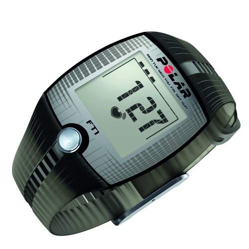 Zoom IMG-3 polar ft1 black cardiofrequenzimetro unisex