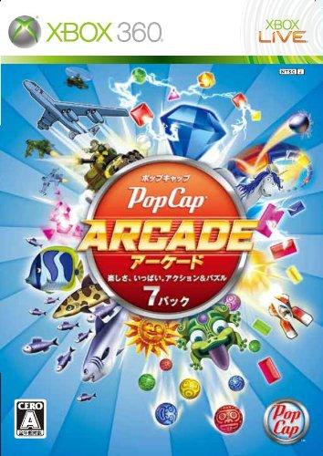 PopCap Arcade: Rakushisa, Ippai, Action & Puzzle 7 Pack[Japanische Importspiele] (Popcap Games Für Xbox 360)