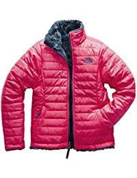 The North Face, G Rev Mossbud S Jkt, Giacca, Bambina, Rosa (Atomic Pink), M