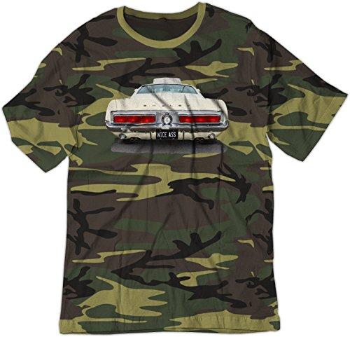 BSW Herren Freizeit-Hemd Gr. X-Small, Camouflage