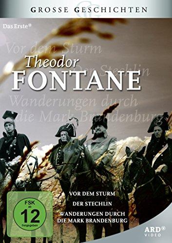 Bild von Theodor Fontane Box - Grosse Geschichten [6 DVDs]