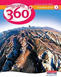 Geography 360 Foundation Pupil Book 1: Foundation book 1