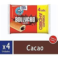 Bollycao Cacao - Paquete de 4 x 60 gr - Total: 240 gr