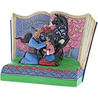Disney Traditions The Greatest Honor - Mulan Storybook Figur