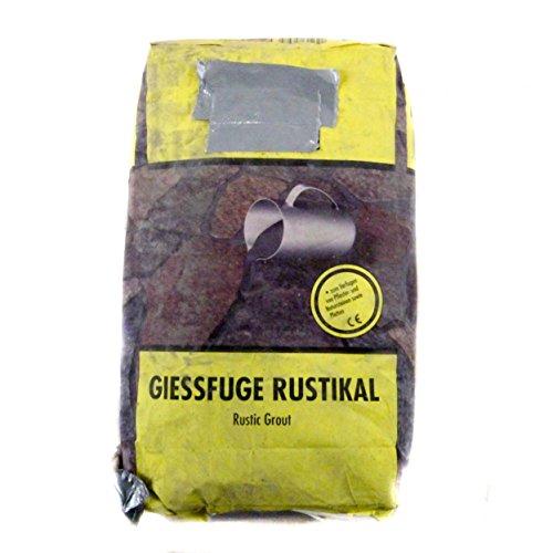 10kg Giessfuge Rustikal