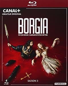 Borgia - Saison 3 [Blu-ray]