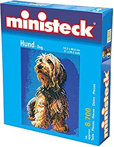 Ministeck - Mosaico con Rejilla (31885)