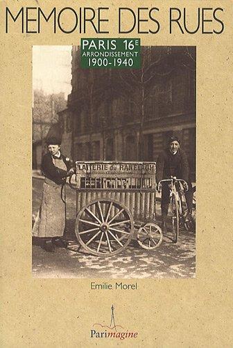 Paris 16e arrondissement : 1900-1940