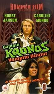 Captain Kronos, Vampire Hunter [VHS] [1974]