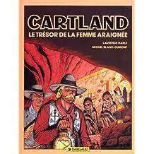 Jonathan Cartland, tome 4 : Le Trésor de la femme araignée
