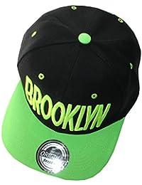 Brooklyn Snapback Cap