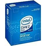 Intel Core E6600 2.4GHz 4MB L2 Caja - Procesador (2.40 GHz, 1066 MHz FSB), Intel Core 2 Duo, 2,4 GHz, LGA 775 (Socket T), PC, 65 nm, E6600)
