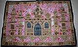 Tribal Asian Textiles Patchwork Vintage Wandteppich Antik Handarbeit Stickerei Home Decor Wandbehang 10