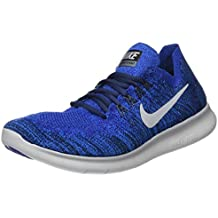NIKE Free RN Flyknit 2017, Chaussures de Running Homme