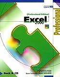 Excel 2000, Professional Edition, 1 CD-ROM u. BuchF�r Windows 95/98/NT 4.0. F�r die �bungen wird Excel 2000 ben�tigt Bild