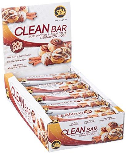 All Stars Clean Bar (18 x 60 g)