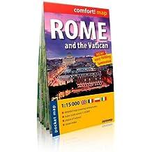Rome et le Vatican 1/15.000 (poche)