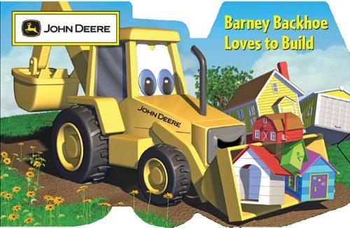 Barney Backhoe Loves to