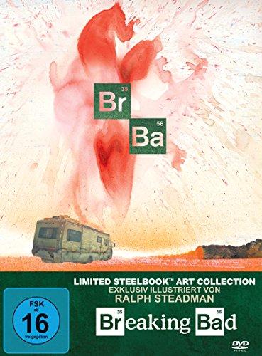 Die komplette Serie (SteelBookPack) (Limited Steelbook Art Collection) (21 DVDs)